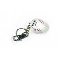 Porte-clefs balle de baseball ou softball