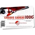 Cheque cadeau 417feet 100 Euros