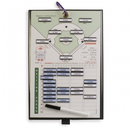 "Lineup Board magnetique ""the Coacher"""