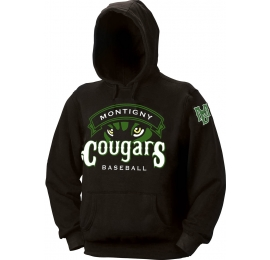 Sweat Cougars 2000 adulte