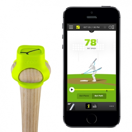 ANALYSEUR DE SWING - ZEPP2 Baseball KIT