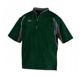 Batting Jacket Rawlings TOOCJ Dark Green