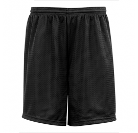 Short Badger Noir sans poches