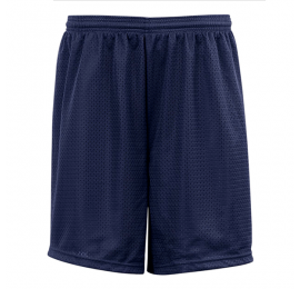 Short Badger Navy sans poches
