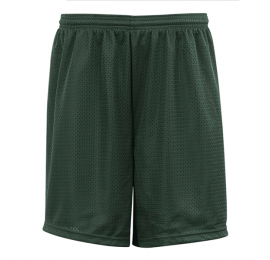 Short Badger vert DG sans poches