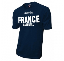 T-shirt Officiel Equipes de France BLEU