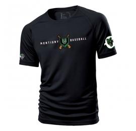 T-shirt sport adulte Montigny Baseball