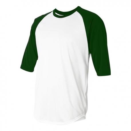 Undershirt Manches 3/4 Dark Green