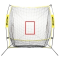 Seven Footer Square Screen with Sock-Net