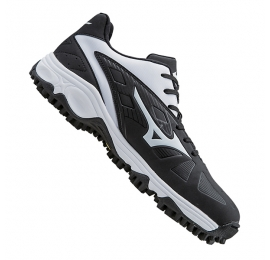 Chaussures MIZUNO ERUPT 3 noir/blanc