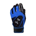 Gants de batting UA Clean-up III royal