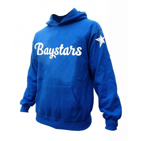 Sweat a capuche Baystars royal