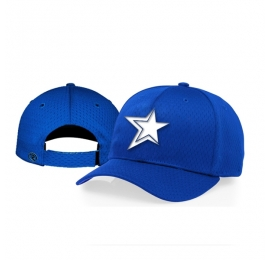 Casquette Baystars 414 royal reglable