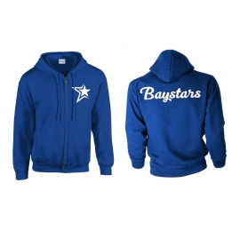 Sweat zippe Baystars