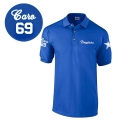 Polo Baystars d'Antibes personnalise