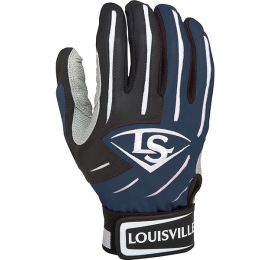 Gants de batting enfant Louisville series 5 Navy