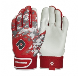 Gants de batting DeMarini DIGI II Rouge