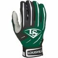 Gants de batting Louisville series 5 Dark green