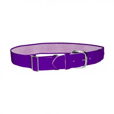 Ceinture élastique violet