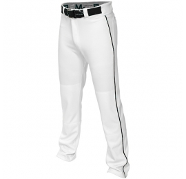 Pantalon adulte Easton MAKO 2 blanc lisere noir