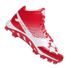 Chaussures UNDER ARMOUR SPINE HEATER rouge