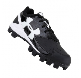 Chaussures UNDER ARMOUR GLYDE noir/blanc