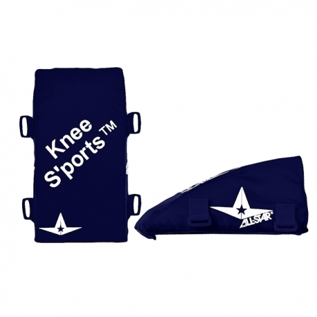 Coussins genoux Adulte Kneesaver All Star navy
