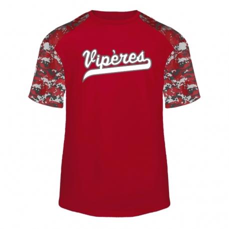 T-shirt Digital Camo Viperes