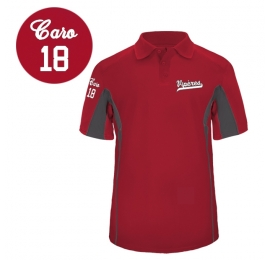 Polo Drive rouge Viperes