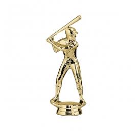 Figurine pour coupes et trophées baseball
