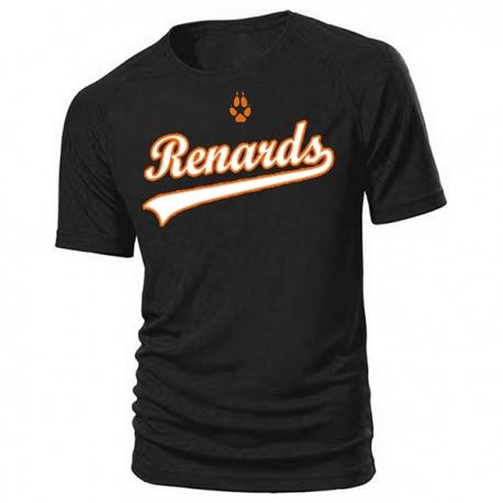 T-shirt sport DRAGONS Baseball Adulte