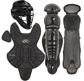 Kit Catcher 9U Rawlings NOIR PLCSJR