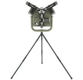 M3 BASEBALL MACHINE ON TRIPOD ATEC