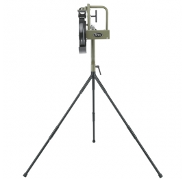 M1 BASEBALL MACHINE ON TRIPOD ATEC