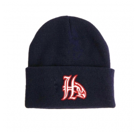Bonnet Hawks navy