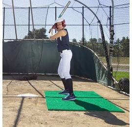 Tapis de batting simple professionnel