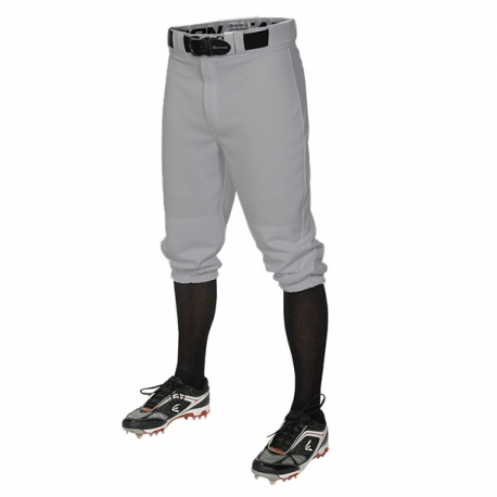 Pantalon adulte court Easton Pro+ Knicker gris