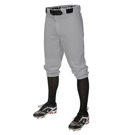 Pantalon COURT Adulte Easton Knicker GRIS