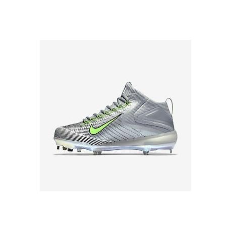 Chaussure NIKE Zoom Trout 3 Metal-Vert