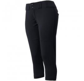 Pantalon Easton Pro Pant femme COURT noir