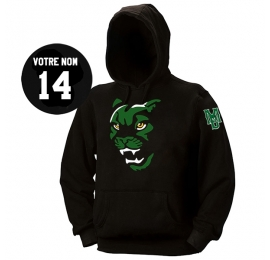 "Sweat ""Tete de Cougars"" adulte"