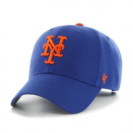 half price no sale tax sneakers for cheap Casquette 47 MVP New York Mets Royal - 417 Feet