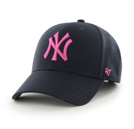 Casquette 47 MVP New York Yankees Navy-rose