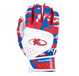 Gants de batting Lizard Skins KOMODO Patriot Camo