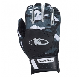 Gants de batting Lizard Skins KOMODO Black Camo