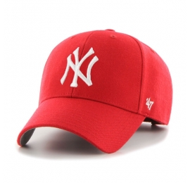 Casquette 47 MVP New York Yankees Rouge