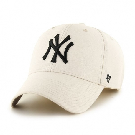 Casquette 47 MVP New York Yankees Beige