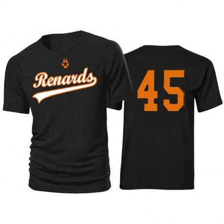 T-shirt sport RENARDS Adulte personnalise