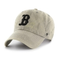 Casquette 47 Clean up Boston Cement Red Sox grise