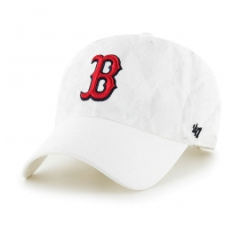 Casquette 47 Clean up Boston Red Sox blanche